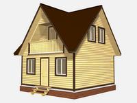 Проект дома Мстислав 6×6