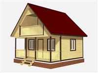 Проект дома Добрыня 6x6