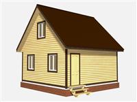 Проект дома Ярослав 6×6